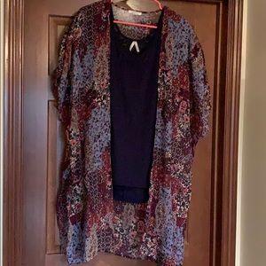 Maurice's kimono